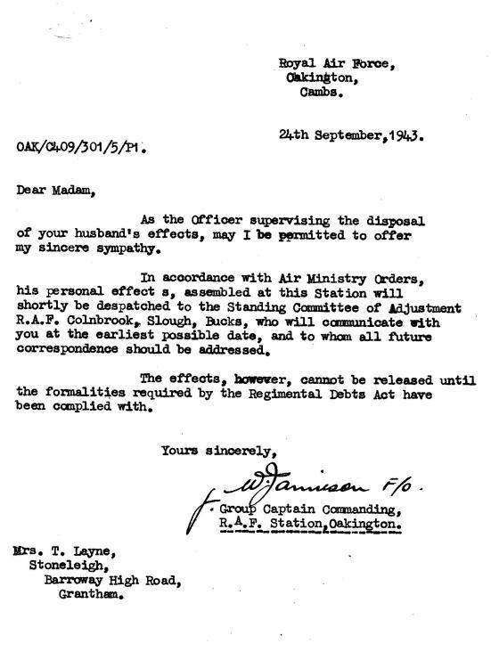 1. 24th September 1943