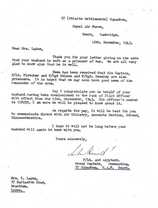 14. 16th November 1943