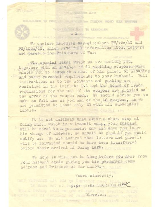 16. 29th November 1943 (1a)