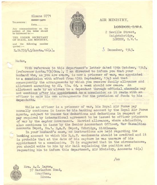 19. 3rd. December 1943