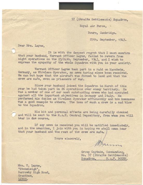 2. 25th September 1943