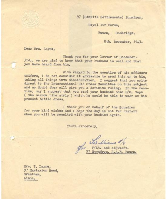 21. 10. 8th December 1943