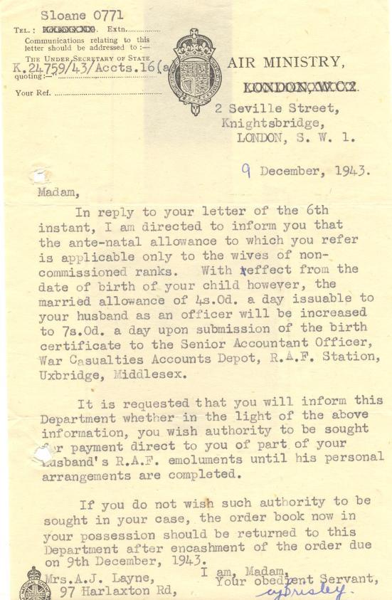 22. 9th December 1943