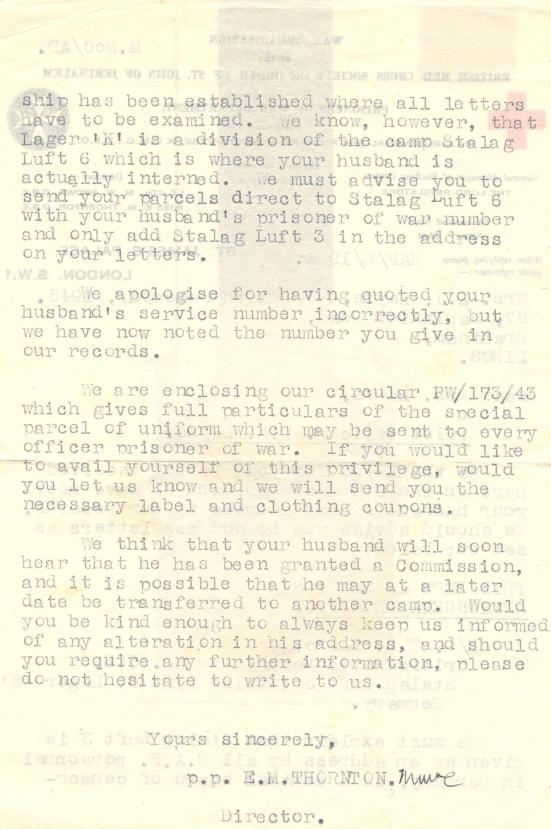 24. 10th December 1943 (a)