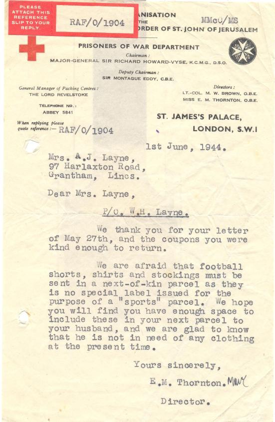 40.  1st June 1944