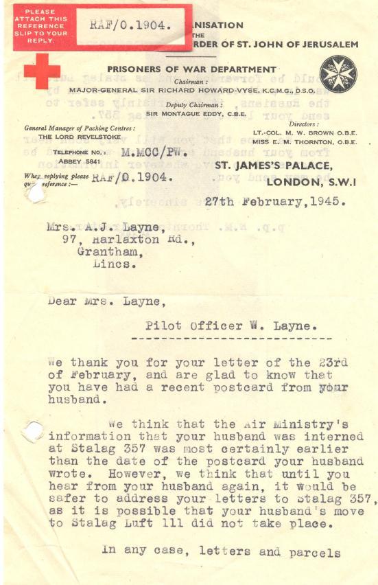 47. 27th February 1945