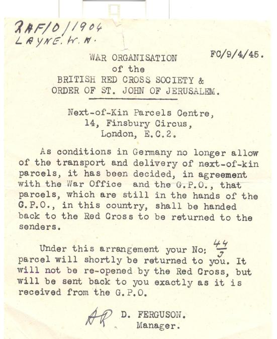 49. 9th April 1945