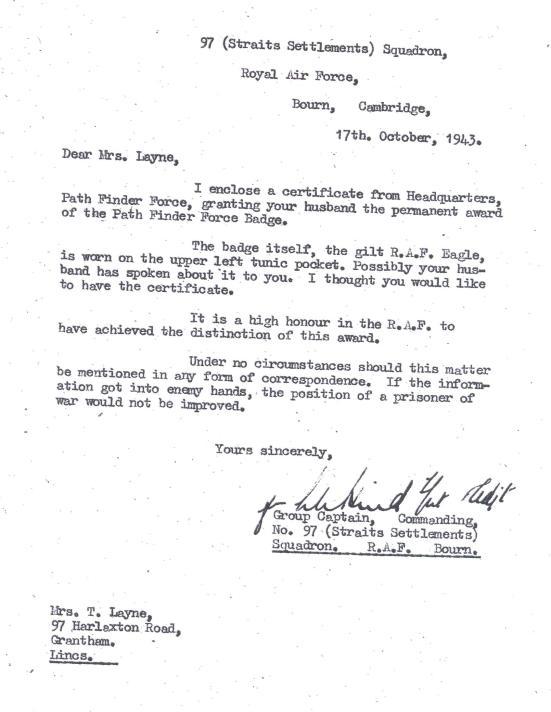 8. 17th October 1943